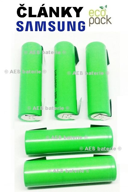 Baterie pro vysavač Electrolux Ergorapido ZB3010 18V Li-Ion 2500mAh SAMSUNG Samsung - AEB