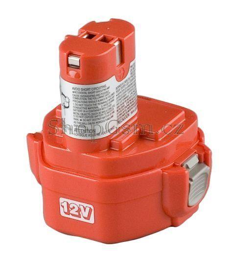 Baterie Makita 1220, 1222, 1233, 1234, 1235, 1235F - 12V - 3300mAh NiMH AEB