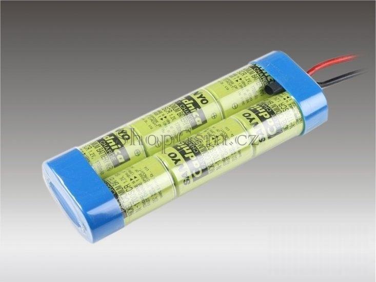 Akumulátorová sada 7.2V 1700mAh SANYO N-SCR AEB