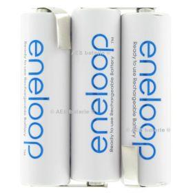 Baterie Panasonic Eneloop 3,6V F1x3 AA 2000mAh s vývody