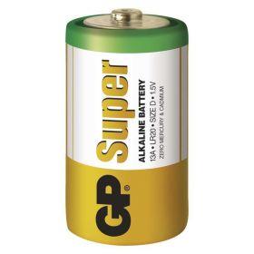 Alkalická baterie GP Super LR20 (D)