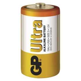 Alkalická baterie GP Ultra LR20 (D)