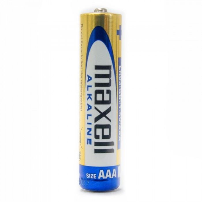 Alkalická baterie Maxell Alkaline LR03 (AAA)