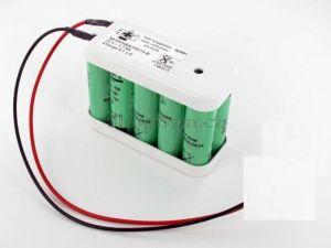 Baterie Besam 550475, 550473 12V 2000mAh Ni-MH