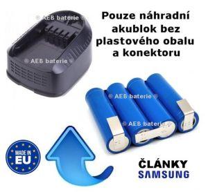 Baterie Bosch 2607336193, 14,4V 2000 mAh - akublok
