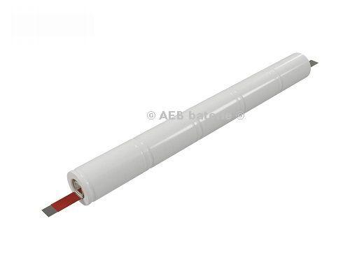 Baterie do nouzového osvětlení 6V AEB L1x5-S páskový vývod