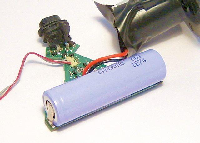 Baterie Kärcher 4.633-083.0 Li-Ion 2000mAh Samsung - originál Samsung - AEB