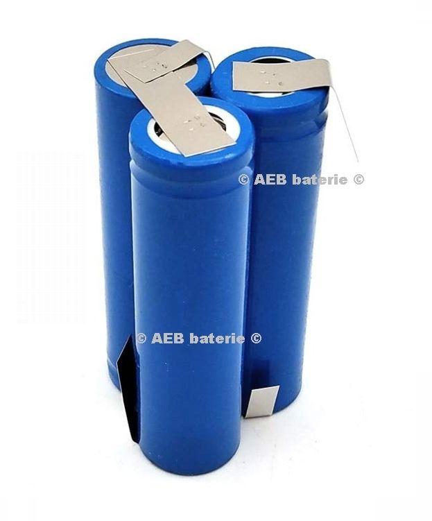 Baterie Parkside PABSW 10.8 A1 Li-Ion 2200mAh Samsung AEB