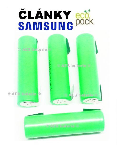 Baterie pro vysavač Electrolux Ergorapido ZB3104 14,4V Li-Ion 2000mAh SAMSUNG Samsung - AEB