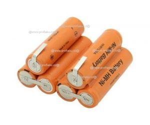 Baterie pro vysavač Electrolux ZB406 - 7,2V 2000mAh