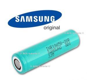 Baterie Samsung 3,6V 2000mAh INR 18650-20R
