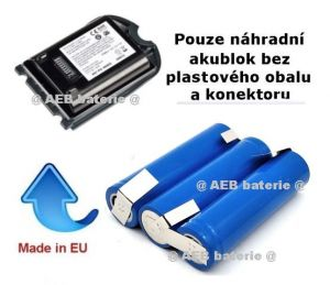 Baterie TRIMBLE 890-0163-XXQ - 10,8V - 2000mAh KIT
