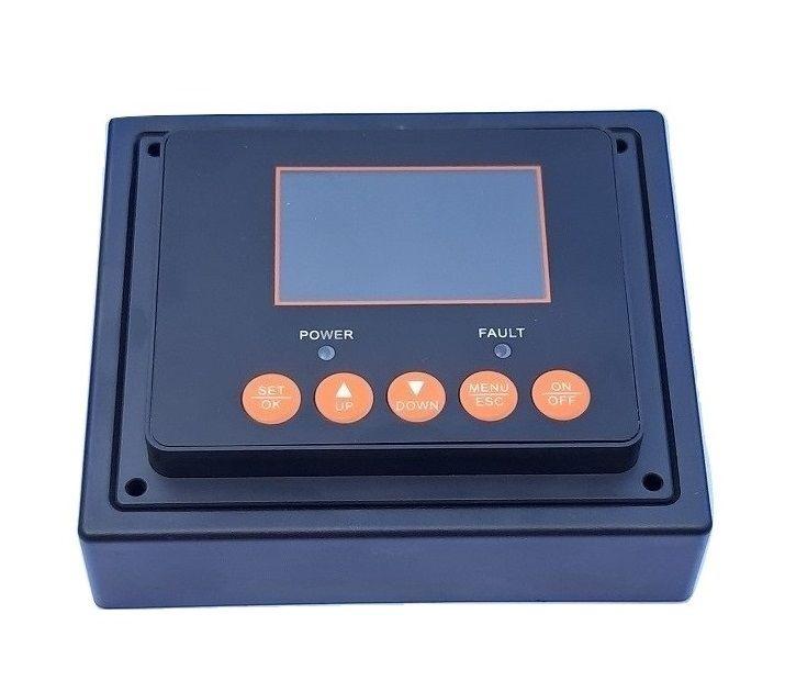Carspa RC80-PX500 - Dálkové ovládání k měničům napětí Carspa PX500, 5m kabel