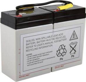 Baterie AEB FWU1 náhrada za RBC1