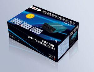 Měnič napětí Carspa P2000U-12 12V/230V+USB 2000W, čistá sinusovka