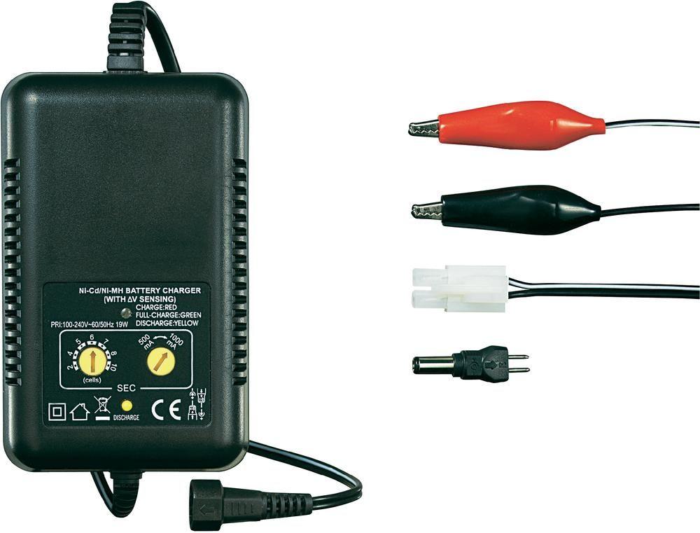 Nabíječka baterií VOLTCRAFT 2-10 článků MW6168V Ni-Cd/Ni-Mh Volcraft