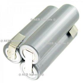 Náhradní baterie do holícího strojku NiMH 2000mAh 3,6V