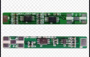 BMS pro Li-Ion a Li-Pol baterie 2S 7,2V - 7,4V - 2,5A