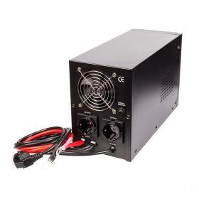 Záložní zdroj MHPower MPU-700-12, UPS, 700W, čistý sinus, 12V