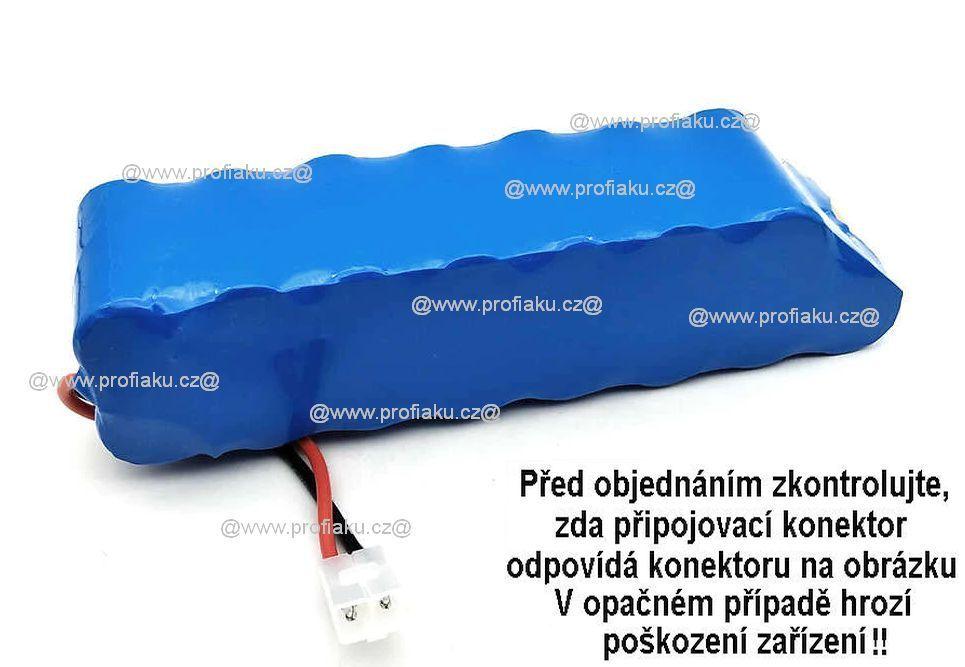 Baterie pro vysavač Rowenta RH8771 18V 2000mAh P2 Panasonic - AEB