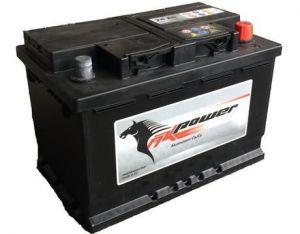 Autobaterie AK power 12V 80Ah 740A - AK58006