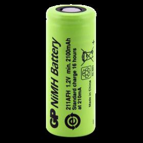 Baterie GP 211AFH 2100MAH NI-MH 1,2V 4/5A