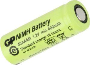 Baterie GP 40 AAAM 2/3 AAA 1,2V 400mAh, Ni-MH