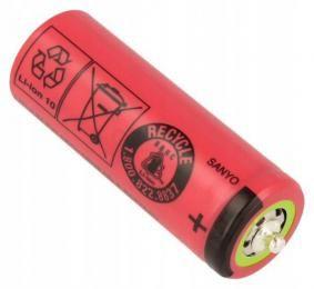 Baterie pro Braun Silk-épil 7-5377 1300mAh Li-Ion 3,7V AEB