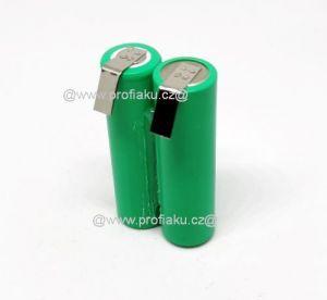 Baterie pro holící strojek Philips, Braun, Grundig, ETA atd. 2000mAh 2,4V