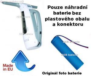 Baterie Professor čistič oken AS2 2500 mAh 3,7V