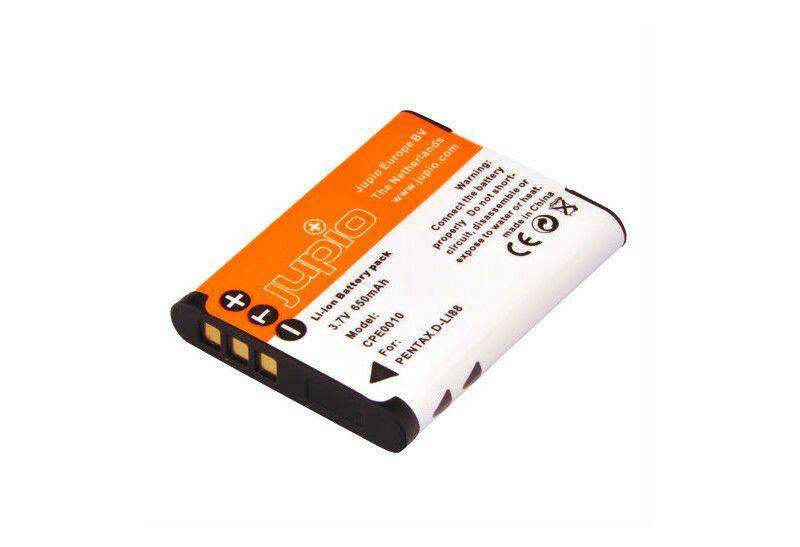 Baterie Sanyo DB- L80/VBX070 - 900mAh Li-Ion