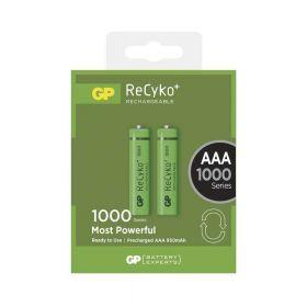 Nabíjecí baterie GP ReCyko+ 1000 (AAA)