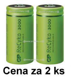Nabíjecí baterie GP ReCyko+ 3000 C
