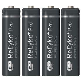 Nabíjecí baterie GP ReCyko+ Pro Prof. 2000 (AA) - 4ks