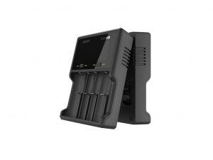 Nabíječka Xtar VC4S LCD USB pro 1 - 4 Li-Ion/Mn/Ni-MH