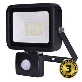 Solight LED reflektor PRO se senzorem, 50W, 4250lm, 5000K, IP44