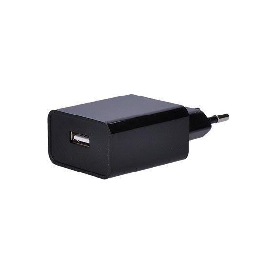 Solight USB nabíjecí adaptér, 1x USB, 2400mA, AC 230V