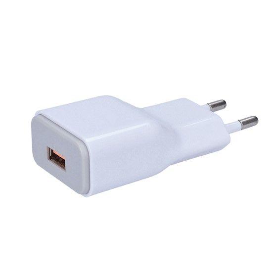 Solight USB nabíjecí adaptér 1x USB 5V2A / 9V1.5A / 12V1A